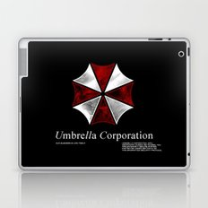 Resident Evil Umbrella Corporation Laptop & iPad Skin