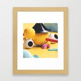 ZEN BLADE Framed Art Print