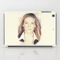 fringe iPad Cases featuring FRINGE - OLIVIA by theseed30
