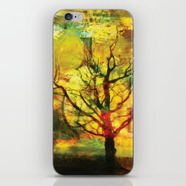 AbstractTree iPhone Skin