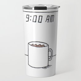 Don't forget your coffee Travel Mug
