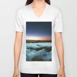 Horizons Unisex V-Neck