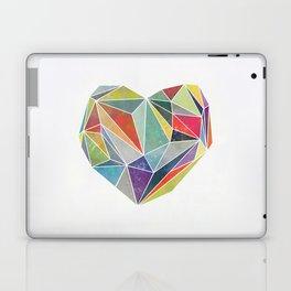 Heart Graphic 5 Laptop & iPad Skin
