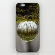 Oculus Mossy Wood iPhone & iPod Skin