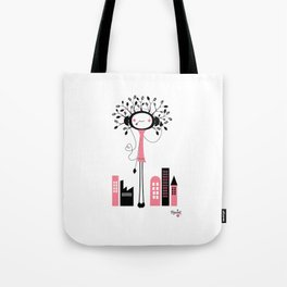 NenatreeMusic Tote Bag