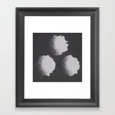 Poly Infection Framed Art Print