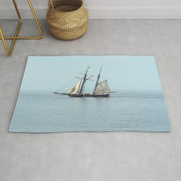 Tall ship Sails by Rug