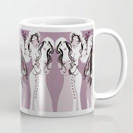 Winter Women Coffee Mug