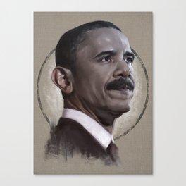 ObaMO Canvas Print