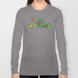 I Dig Skyview School Gardens! Long Sleeve T-shirt