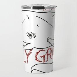 White Whale Holy Grail Travel Mug