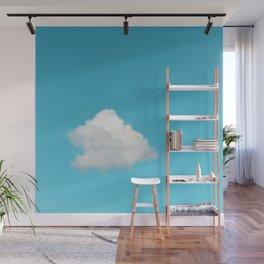 Happy Cloud Wall Mural