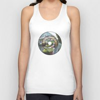 literary Tank Tops featuring abode by Vin Zzep