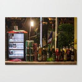 Minimalistic Canvas Print