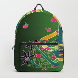 Apple of discord. Backpack