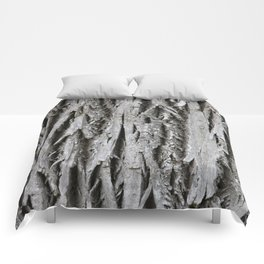 Rustic Tree Bark Comforters