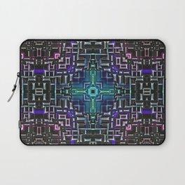 Sci Fi Metallic Shell Laptop Sleeve