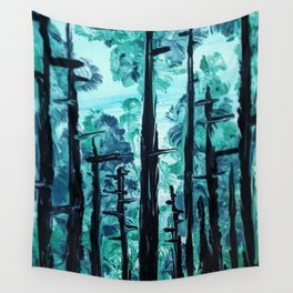 Giants Of The Canopy Wall Tapestry