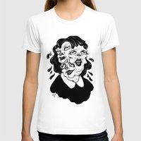 agnes T-shirts featuring Europa, Agnes and Phyllis by Anna Lisa Illustration