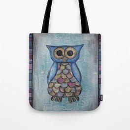 Owl Hoot Tote Bag