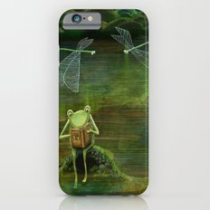 Frog on his Rock iPhone 6s Slim Case