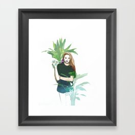 Close to you Framed Art Print