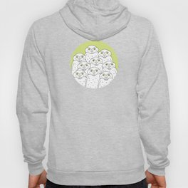Group of Owls Hoody