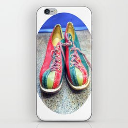 Let's Go Bowling! iPhone Skin