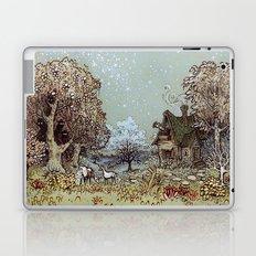 The Gardens of Astronomer Laptop & iPad Skin