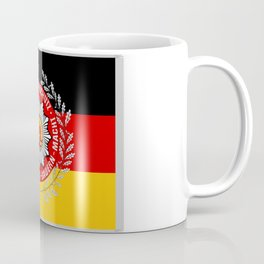 Volkspolizei Banner  Coffee Mug