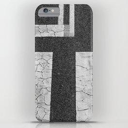 Asphalt iPhone Case