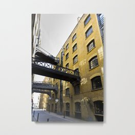 Butlers wharf London Metal Print