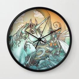 Treasure Trove Wall Clock