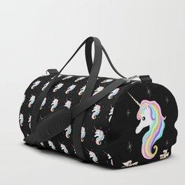 Fabulous unicorn Duffle Bag