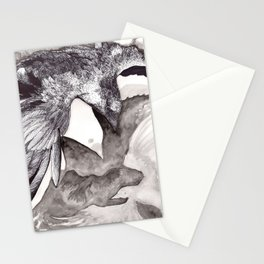 The Four Messengers Stationery Cards