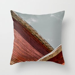 Angular Throw Pillow