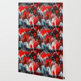 """""""Molten Embers"""" Wallpaper"""