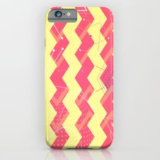 VERTICAL SPACE CHEVRON - for iphone Slim Case iPhone 6s