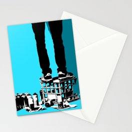 Graffiti Lane Artist Stationery Cards