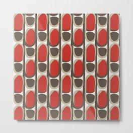 The vintage pattern Metal Print