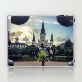 Through the Iron Gates Laptop & iPad Skin
