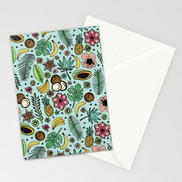 Tropical Fiesta Stationery Cards