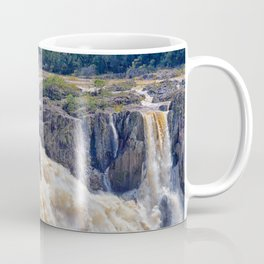 Powerful Barron Falls Coffee Mug