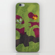 Green Goblin iPhone & iPod Skin