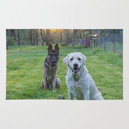 Best Friends... Rug