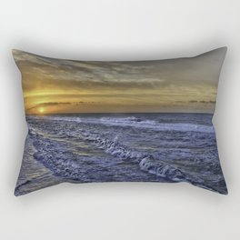 Dauphin Island Sunrise Rectangular Pillow