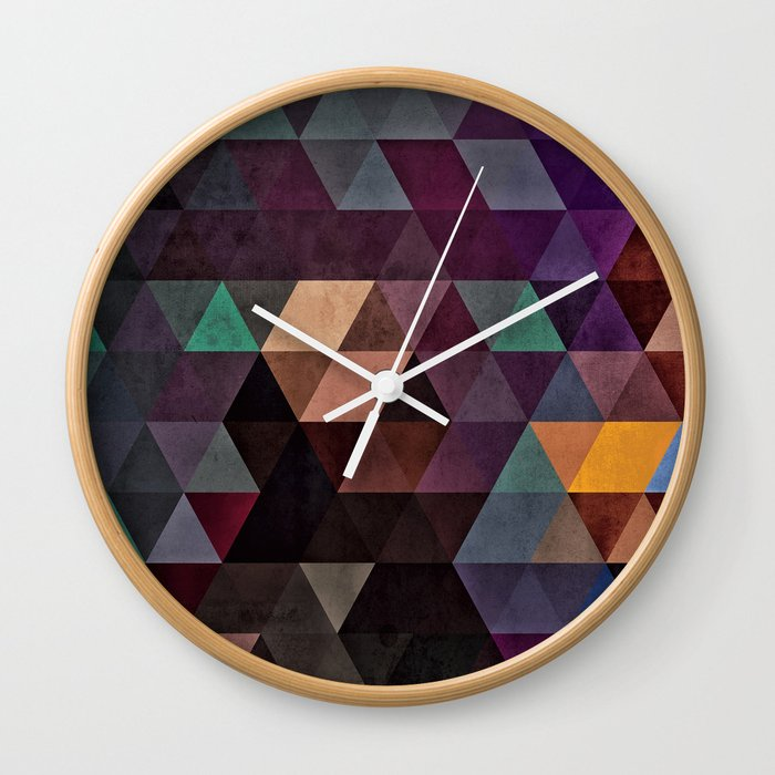rhymylyk dryynnk Wall Clock