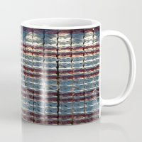 flag Mugs featuring Flag by Lloyd Presbury