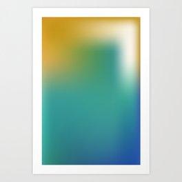 Intertidal 000 Art Print
