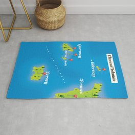 Channel Islands. Rug